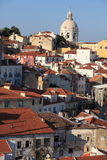 Alfama Lisbona Fotografia Stock