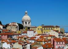 Alfama, Lisbonne Image stock