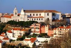 Alfama, Lissabon stock afbeelding
