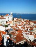 Alfama Lissabon Royalty-vrije Stock Fotografie
