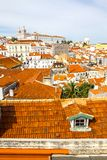 Alfama, Old Part Of Lisbon Royalty Free Stock Photo