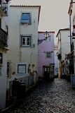 Alfama - the oldest district of Lisbon Royalty Free Stock Image