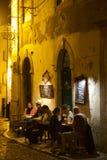 Alfama område Lissabon Portugal Fotografering för Bildbyråer