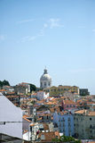 Alfama quarter, Lisbon, Portugal Stock Image
