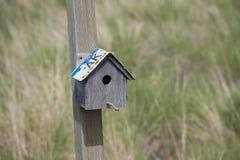 Alfarero Marsh Wildlife Refuge Anchorage Alaska Fotografía de archivo libre de regalías