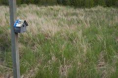 Alfarero Marsh Wildlife Refuge Anchorage Alaska Imagen de archivo