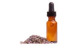 Alfazema Aromatherapy Fotografia de Stock Royalty Free