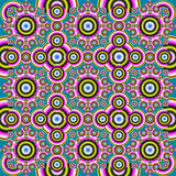 Alfombra abstracta Imagenes de archivo