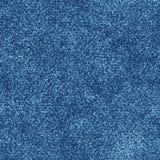Alfombra azul Imágenes de archivo libres de regalías