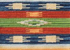Alfombra de Perú Imagen de archivo libre de regalías