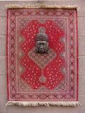 Alfombra oriental Imágenes de archivo libres de regalías