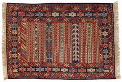 Alfombra oriental tradicional Fotos de archivo libres de regalías