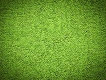 Alfombra verde Imágenes de archivo libres de regalías