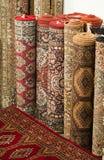 Alfombras persas Imágenes de archivo libres de regalías