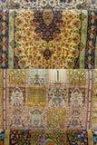 Alfombras persas fotografía de archivo