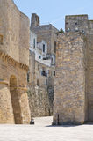 Alfonsina tower. Otranto. Puglia. Italy. Royalty Free Stock Images