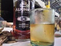 Alfonso Platinum lizenzfreies stockfoto