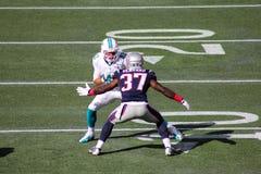 Alfonzo Dennard, New England Patriots Stock Images