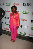 Alfre Woodard. Arriving at the CBS Television Distribution TCA Stars Party at the Huntington Library in San Marino, CA  on August 3, 2009 Stock Photography