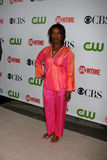 Alfre Woodard. Arriving at the CBS Television Distribution TCA Stars Party at the Huntington Library in San Marino, CA  on August 3, 2009 Royalty Free Stock Photos