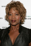 Alfre Woodard. Attends the Archbishop Desmond Tutu's 75th Birthday Celebration held at the Regent Beverly Wilshire Hotel in Beverly Hills, California on Stock Photos