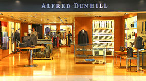 Alfred dunhill bouquet in hong kong Stock Images