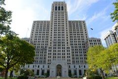 Alfred E. Smith Building, Albany, NY, USA Royalty Free Stock Photo