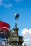 Alfred Gilbert statua Eros Zdjęcia Stock