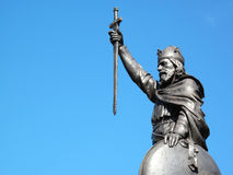 Alfred The Great Stock Photography