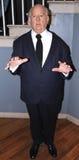 Alfred Hitchcock an der Madame Tussauds Lizenzfreie Stockfotografie