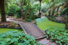 Alfred Nicholas Memorial Gardens Stock Foto