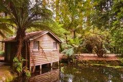Alfred Nicholas Memorial Gardens Fotografie Stock Libere da Diritti