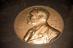 Alfred Nobel Stockholm Fotografering för Bildbyråer