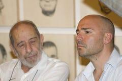 Alfredo-foresta und Alvaro-siza Lizenzfreie Stockfotos