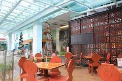 alfresco Kuala Lumpur Arkivfoto