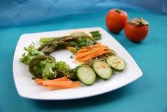 Alga con le verdure 2 Immagini Stock Libere da Diritti