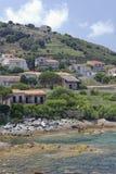 Algajola (Balagne), Northern Corsica, France Stock Photography