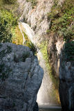 Algar επαρχία της Αλικάντε πηγών, Valensia, Ισπανία Στοκ εικόνες με δικαίωμα ελεύθερης χρήσης