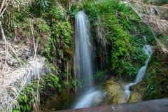 Algar nedgångar Region Alicante spain Royaltyfri Foto