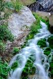 Algar nedgångar Region Alicante spain Arkivfoton