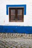 algarbe houses lantligt Arkivfoto