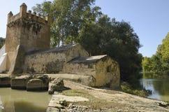 Algarrobo Mill Stock Photos