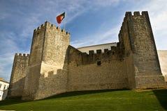 algarve城堡loule葡萄牙 库存图片