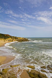 algarve海岸 免版税库存图片