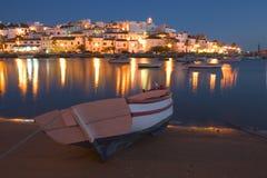algarve葡萄牙 免版税库存照片