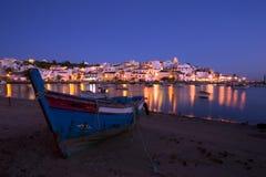 algarve葡萄牙 免版税库存图片