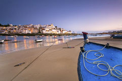 algarve葡萄牙 库存照片