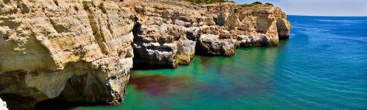 Algarve stockfoto