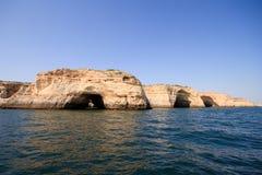 Algarve Fotografie Stock