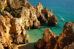 algarve Obrazy Royalty Free